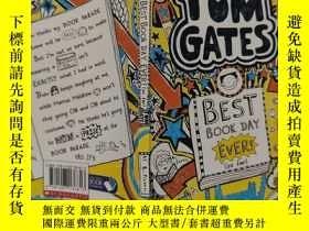 二手書博民逛書店tom罕見gates best book day ever!(so far) 湯姆·蓋茨有史以來最好的讀書日!(目