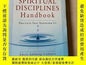 二手書博民逛書店SPIRITUAL罕見DISCIPLINES Handbook:Practices That Transform