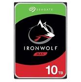 Seagate 希捷 那嘶狼 IronWolf 10TB 3.5吋 NAS專用 硬碟 (ST10000VN0008)