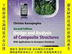 二手書博民逛書店Design罕見And Analysis Of Composite Structures: With Applic