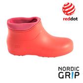 Nordic Grip 北歐防滑保暖雨靴│雨鞋│雪鞋 (榮獲德國紅典設計獎) 淘氣粉 NG10B 雪靴 抗寒
