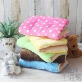 2個裝 狗狗墊子貓毯子寵物窩狗窩貓窩大小型犬床睡墊【極簡生活】
