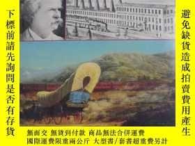 二手書博民逛書店A罕見Nineteenth-century American reader(英文原版)Y275544 M. T