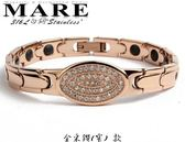 【MARE-316L白鋼】系列:金采鑽 (窄)  款