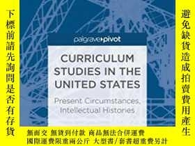 二手書博民逛書店Curriculum罕見Studies In The Unite
