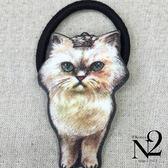 髮飾正韓手作貓咪髮飾皇冠白貓N2i
