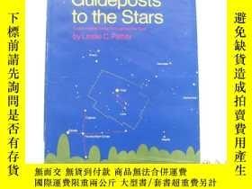 二手書博民逛書店英文原版罕見Guideposts to the Stars 精裝 館藏Y23801