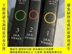 二手書博民逛書店The罕見Fellowship of the Ring 1.2.