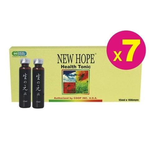 免運費-健康新希望  補精 7盒超值組