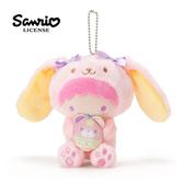 【日本正版】LALA 復活節彩蛋 玩偶 娃娃 吊飾 雙子星 KIKILALA 三麗鷗 Sanrio - 378045