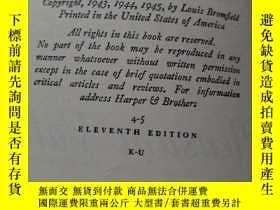 二手書博民逛書店pleasant罕見valleyY22687 出版1945