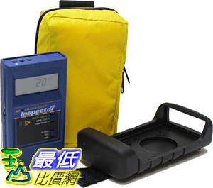 [106美國直購] 輻射探測器 Radiation Alert SEI Inspector Extreme USB Handheld Digital Radiation Detector with LCD Display