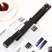 長臂訂書器中型訂書機加長中縫訂報紙/試卷騎馬釘長臂機 QQ24981『MG大尺碼』