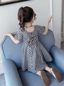 女童網紅連衣裙夏裝2020夏季新款兒童超洋氣女孩裙子童裝公主裙潮BLSJ