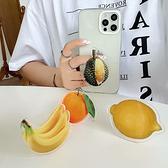 三星 S21 A22 A52 A32 Note20 Ultra A42 5G A71 A51 S20+ 水果 支架 透明殼 手機殼 保護殼