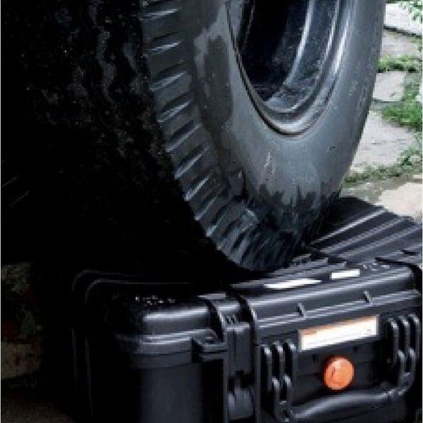 黑熊館 VANGUARD 精嘉 SUPREME 37F 頂堅系列 防撞箱 具有防水性10米水深 氣密性和防塵