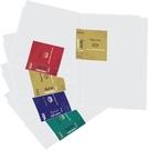檔案家   OM-V060D09A  皇家60入資料簿(金棗紅)-12本入 / 打
