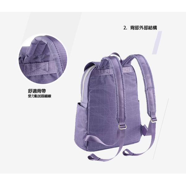 SUMDEX  樂.遊 輕旅防盜後背包 NOD-630FG灰色