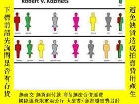 二手書博民逛書店罕見NetnographyY256260 Robert V Kozinets Sage Publication
