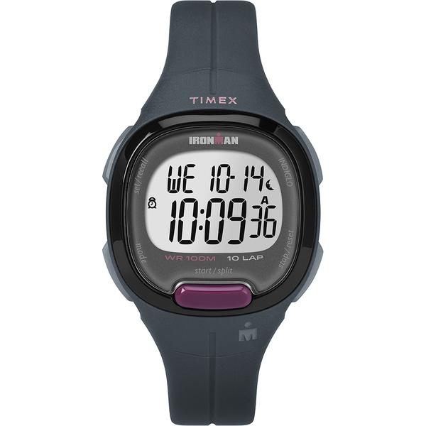【TIMEX】 天美時 鐵人系列 專業運動電子錶 (灰 TXTW5M20000)