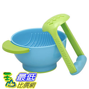 [103美國直購] NUK Mash and Serve Bowl $524