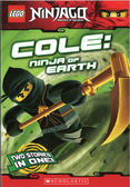 LEGO NINJAGO (樂高旋風忍者): COLE NINJA OF EARTH