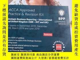 二手書博民逛書店罕見二手 ACCA Approved Practice & Revision Kit (SBR-INT and U