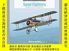 二手書博民逛書店Spad罕見Fighters (slight damage)-黑桃戰士(輕微傷害)Y414958 出版2