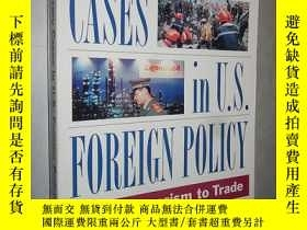 二手書博民逛書店Contemporary罕見Cases in U.S. Fore