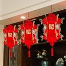 牛年2021燈籠掛件裝飾布置...