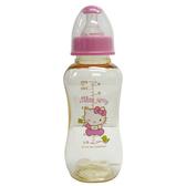 【奇買親子購物網】Hello Kitty PES標準口徑奶瓶(270ML)