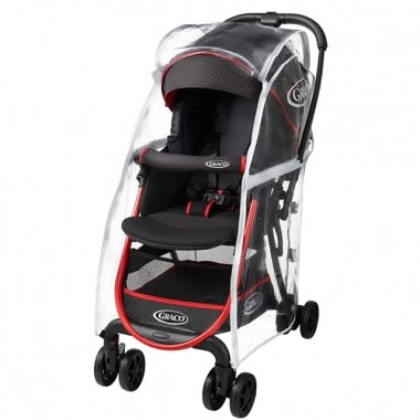 *babygo*GRACO 嬰幼兒手推車Citi Lite R UP 及 CITIACE專用雨罩