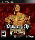PS3 Supremacy MMA 霸權 MMA(美版代購)
