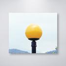 76mm套管 三英吋 戶外庭園燈 14吋單燈防水型 可客製化 可搭配LED