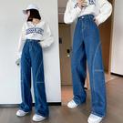 S-6XL大碼牛仔長褲~牛仔褲女日韓時尚...