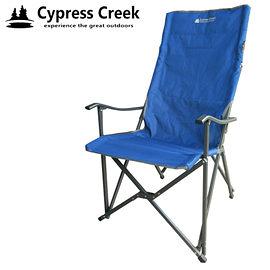 【原廠公司貨】丹大戶外 【Cypress Creek】賽普勒斯 折背大川椅 CC-FC250