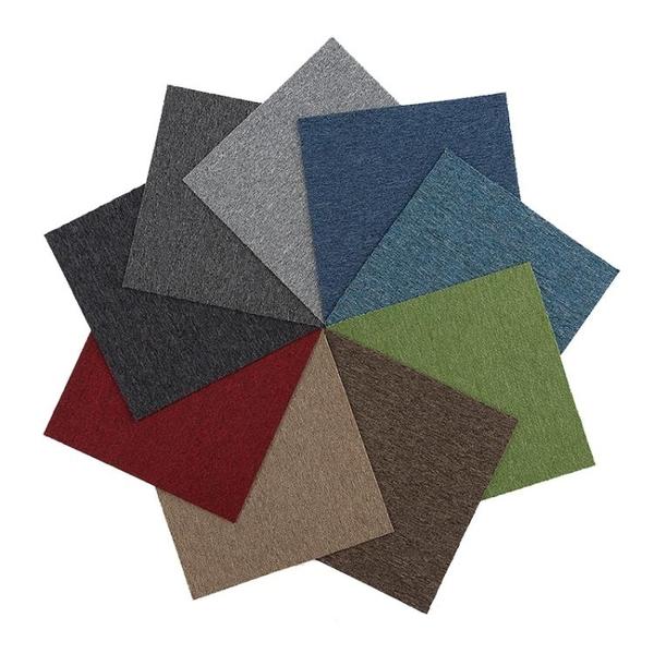 地毯 辦公室地毯拼接方塊地毯 單片