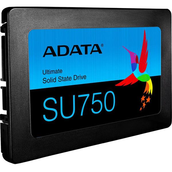 【免運費】ADATA 威剛 SU750 256GB 2.5吋 SATA SSD 固態硬碟 / 3年保 256G 3D NAND TLC