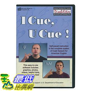 [106美國直購] 2017美國暢銷軟體 I Cue U Cue CD Rom Software