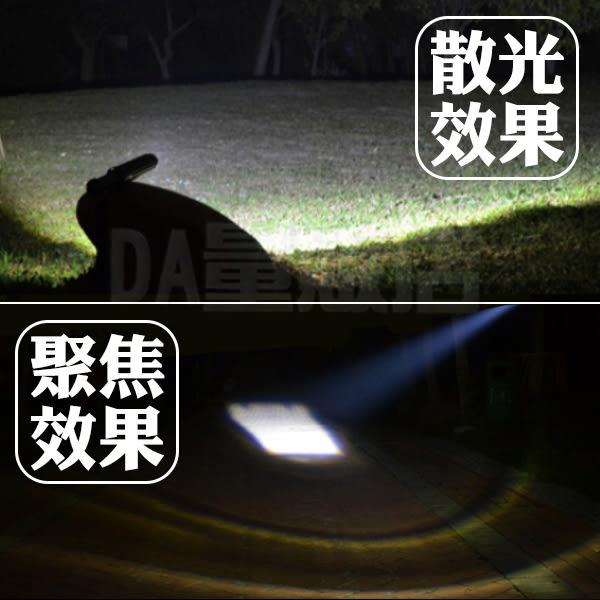 鋁合金 狼牙棒手電筒 防身手電筒 防身棍 擊破器 可調整焦距 LED 2色