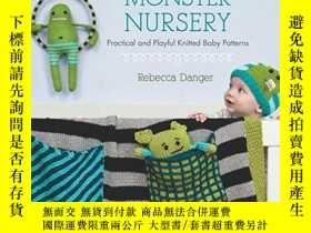 二手書博民逛書店Knit罕見a Monster Nursery: Practic