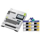【任選市價399原廠標籤帶20捲 加送3捲】EPSON LW-K600 手持式高速列印標籤機