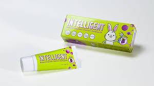 Intelligent因特力淨兒童酵素牙膏 40g(葡萄口味)[衛立兒生活館]