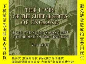 二手書博民逛書店The罕見Lives Of The Chief Justices Of EnglandY256260 John