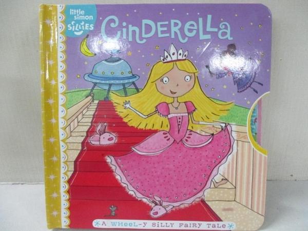 【書寶二手書T1/少年童書_C1O】Cinderella: A Wheel-y Silly Fairy Tale
