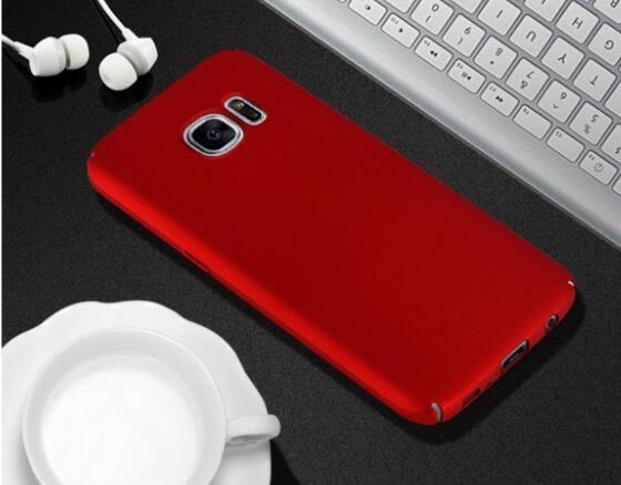 [24hr 火速出貨] 手機殼 三星 s7 s7 edge Samsung galaxy S7 edge 絲滑超薄全包 硬殼 磨砂保護套