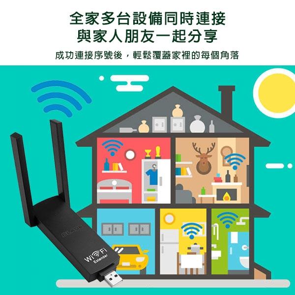 【coni shop】BLADE USB折疊Wifi放大器 現貨 當天出貨 台灣公司貨 網路放大器 WiFi放大器