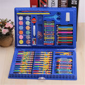 兒童益智繪畫文具禮盒套裝畫畫玩具畫筆蠟筆水彩筆小學生禮物用品igo 至簡元素