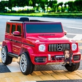 兒童電動車 四輪遙控汽車4驅越野電瓶小孩寶寶玩具車可坐人T 4色