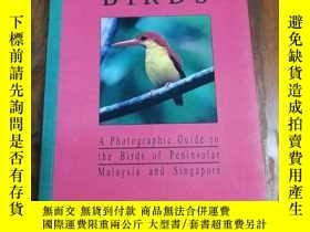 二手書博民逛書店Birds:罕見A Photographic Guide to